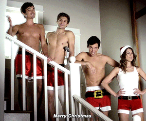 pretty little liars, christmas ep, and cute as f*** image