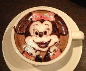 coffee, disney, and drink image