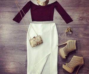 fashion, outfit, and stylish image