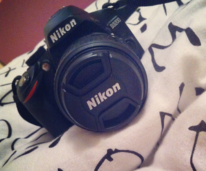 nikon, photography, and d3200 image