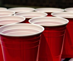 beer pong, diy, and party image