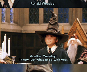 harry potter, movie stills, and ron weasley image