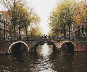 amsterdam, cities, and loved image