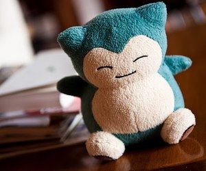 pokemon, cute, and snorlax image