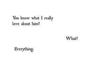 love, quote, and everything image