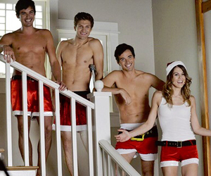 christmas, Hot, and pretty little liars image