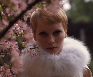 Mia Farrow and actress image