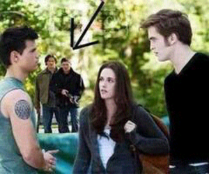 crepusculo, suprise, and dean image
