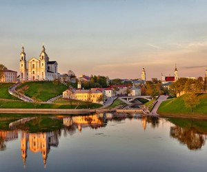 paisagem, Lugar lindo, and bielorrussia image
