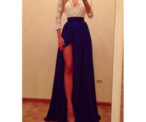 v-neck prom dresses and prom dresses lace image