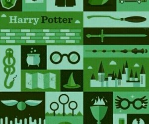 background, harry potter, and fondos de pantalla image