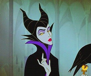 sleeping beauty and malificent image