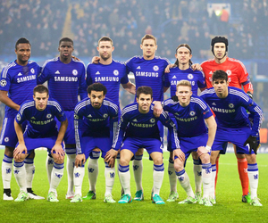 blues, Chelsea FC, and football image