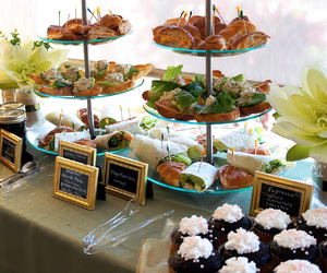 event, food, and tea image