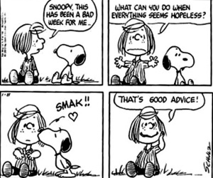 snoopy and kiss image