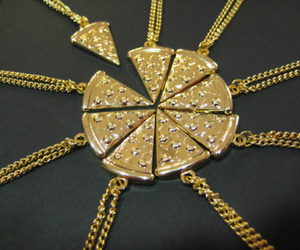 beauty and friendship necklaces image