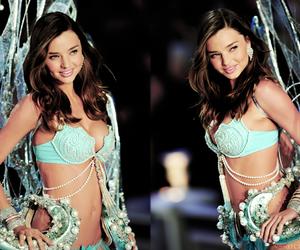 fashion, miranda kerr, and Victoria's Secret image