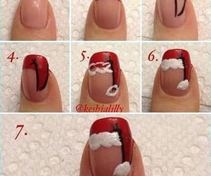 nail art, tutorial, and fabartdiy.com image