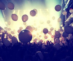 balloons and sweet image