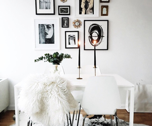 apartment, white, and clean image