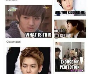 funny and kpop image