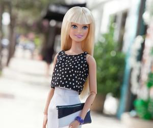 barbie and fashion image