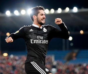 real madrid, isco, and football image
