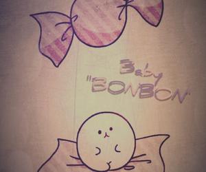 kawaii, cute, and baby bonbon image