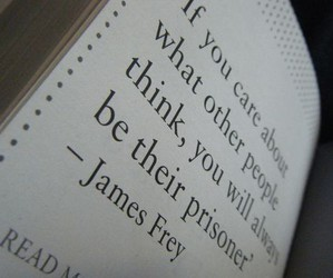quotes, james frey, and text image