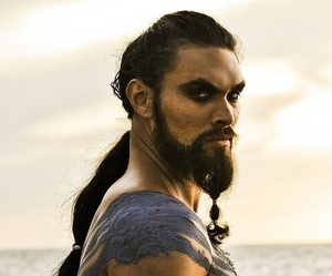 khal drogo and game of thrones image