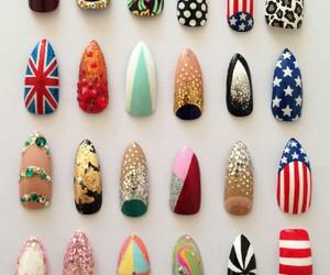 :), swag, and nail art image