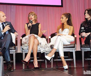 Taylor Swift and ariana grande image