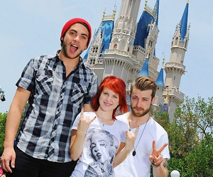 paramore, disney, and hayley williams image