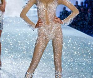 Karlie Kloss, angel, and model image