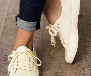 shoes, sneakers, and superga image