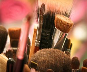 Brushes, make, and make up image