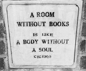 body, without, and book image