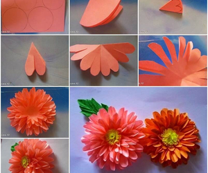 diy, flowers, and ideas image