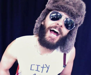 jared leto funny, vyrt, and jared leto vyrt image