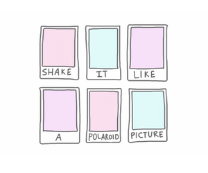 cute, picture, and pink image