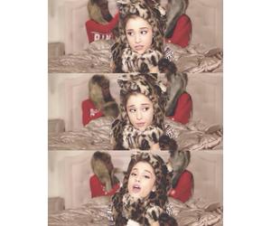 ariana grande, santa tell me, and cute image