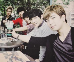 mir, lee joon, and seungho image