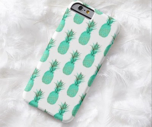 pineapple and case image