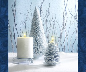 candle, new year, and white image