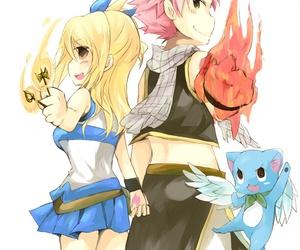 fairy tail and nalu image