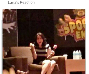 funny, sean maguire, and lana parrilla image