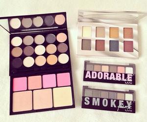 makeup, NYX, and pretty image