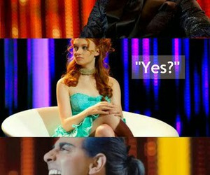 hunger games, funny, and fox image
