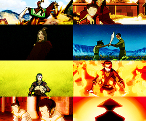 zuko, avatar the last airbender, and firenation image