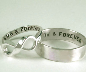 infinity and rings image